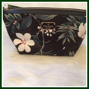 Kate Spade Wilson Road Botanical Jodi Cosmetic Bag